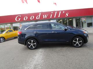 Used 2017 Kia Sorento CLEAN CARFAX! GREAT KM'S! 2. L TURBO! AWD! for sale in Aylmer, ON