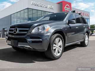 Used 2011 Mercedes-Benz GL-Class GL 350 BlueTec for sale in Medicine Hat, AB