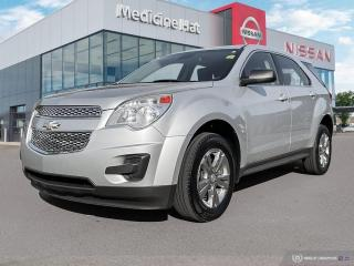 Used 2015 Chevrolet Equinox LS for sale in Medicine Hat, AB