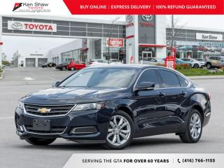 Used 2016 Chevrolet Impala 2LT for sale in Toronto, ON