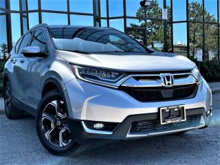 Used 2017 Honda CR-V TOURING|AWD|PANA ROOF|ALLOYS|HEATED MEMORY SEATS| for sale in Brampton, ON