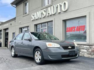 Used 2007 Chevrolet Malibu 4DR SDN LT for sale in Hamilton, ON