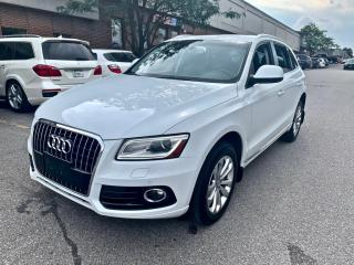Used 2015 Audi Q5 quattro 4dr 2.0T Progressiv, NAVIGATION, PANO ROOF for sale in North York, ON