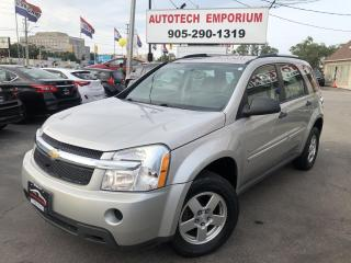 Used 2008 Chevrolet Equinox LS AWD Alloys/Cruise/Keyless/Air for sale in Mississauga, ON