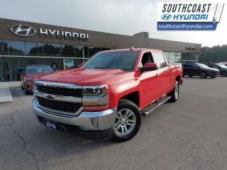 Used 2018 Chevrolet Silverado 1500 LT  - Aluminum Wheels - $275 B/W for sale in Simcoe, ON