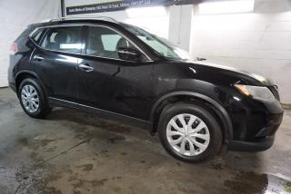 Used 2014 Nissan Rogue S CAMERA CERTIFIED 2YR WARRANTY *FREE ACCIDENT* BLUETOOTH SIDE SIGNALS AUX for sale in Milton, ON