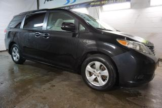 Used 2012 Toyota Sienna LE 8 PSSNGR CAMERA CERTIFIED 2YR WARRANTY *FREE ACCIDENT* BLUETOOTH CRUISE ALLOYS for sale in Milton, ON