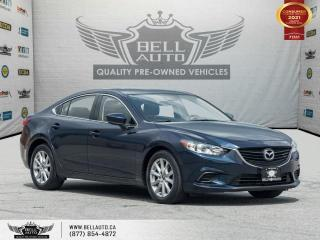 Used 2017 Mazda MAZDA6 GS, Navi, RearCam, SunRoof, NoAccident, Bluetooth for sale in Toronto, ON