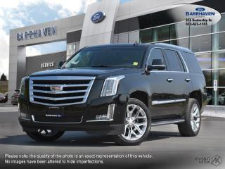 Used 2018 Cadillac Escalade LUXURY for sale in Ottawa, ON