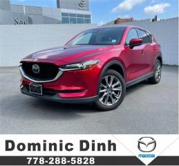 Used 2019 Mazda CX-5 Signature AWD at for sale in Richmond, BC