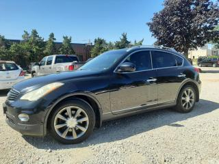Used 2008 Infiniti EX EX35 ~Certified~ 3 YEAR WARRANTY~ for sale in Kitchener, ON