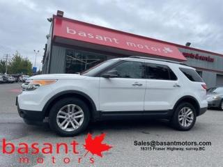 Used 2013 Ford Explorer Leather, Sunroof, Low KMs, Power Windows/Locks! for sale in Surrey, BC