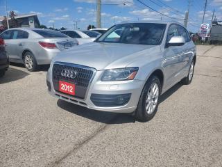 Used 2012 Audi Q5 2.0L Premium Plus for sale in Vaughan, ON