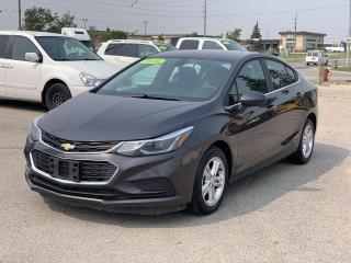 Used 2016 Chevrolet Cruze LT for sale in Winnipeg, MB