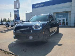 Used 2019 MINI Cooper Countryman COUNTRYMAN/MANUAL/LEATHER/PANOROOF/LEATHER/BACKUPCAM for sale in Edmonton, AB