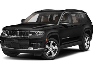 New 2021 Jeep Grand Cherokee L Summit for sale in North York, ON