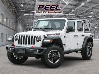New 2021 Jeep Wrangler Unlimited Rubicon Recon Edition for sale in Mississauga, ON
