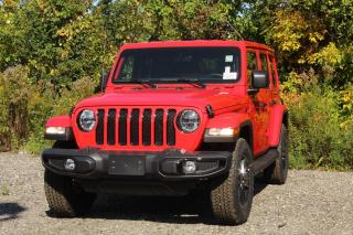 New 2021 Jeep Wrangler UNLIMITED ALTITUDE for sale in Mississauga, ON