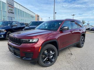 New 2021 Jeep Grand Cherokee All-New L GRAND CHEROKEE L SUNROOF APPLE CAR PLAY HEATED SEA for sale in Pickering, ON