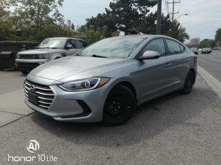 Used 2017 Hyundai Elantra 4DR SDN for sale in Toronto, ON