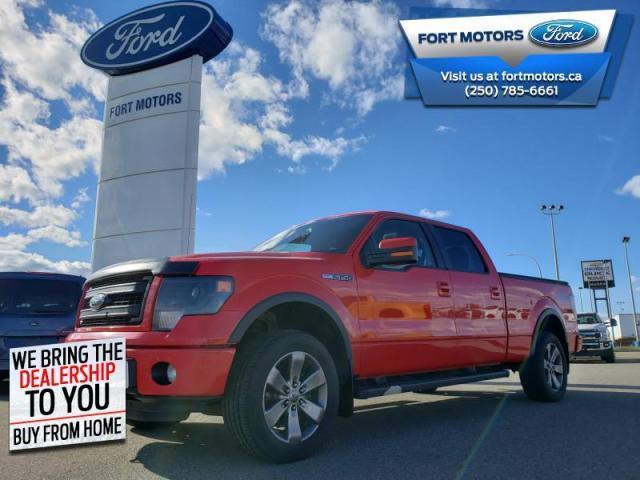 2013 Ford F-150 FX4  - Bluetooth -  SiriusXM - $297 B/W