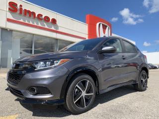 New 2022 Honda HR-V Sport for sale in Simcoe, ON