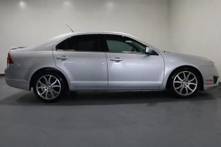 Used 2012 Ford Fusion SEL Sedan AWD V6 for sale in Cambridge, ON