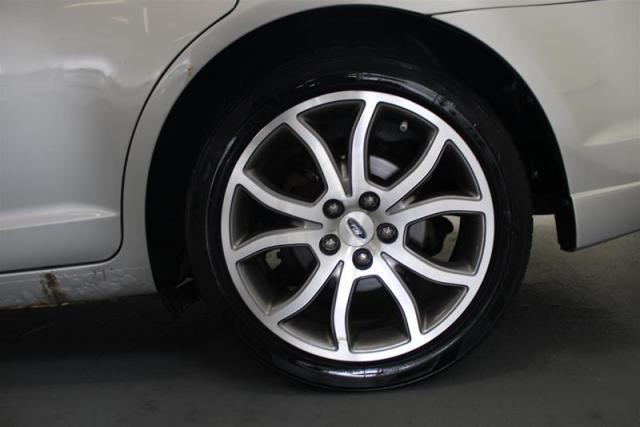 2012 Ford Fusion SEL Sedan AWD V6