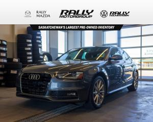 Used 2015 Audi A4 for sale in Prince Albert, SK