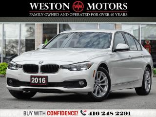 Used 2016 BMW 3 Series 320i XDRIVE*ONLY 69KMS*NAVI*REVCAM*LEATHER!!* for sale in Toronto, ON