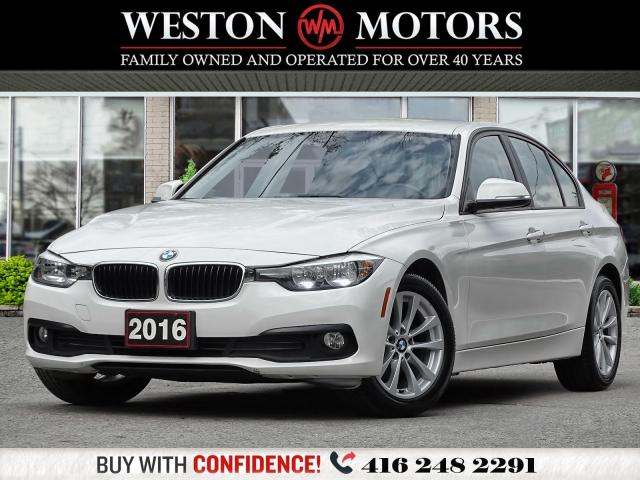 2016 BMW 3 Series 320i XDRIVE*ONLY 69KMS*NAVI*REVCAM*LEATHER!!*