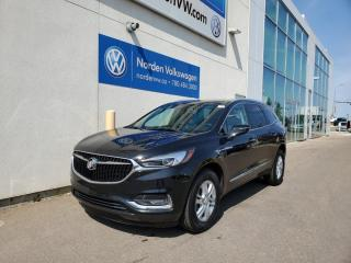 Used 2019 Buick Enclave ESSENCE AWD   7 PASS   LEATHER + HTD SEATS   BACKU CAM for sale in Edmonton, AB