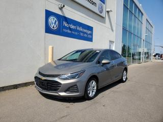 Used 2019 Chevrolet Cruze LT AUTO | LOW KMS | BACKUP CAM | HTD SEATS | PWR PKG for sale in Edmonton, AB