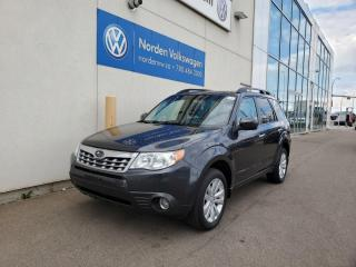 Used 2011 Subaru Forester 2.5 X LIMITED | LEATHER HTD SEATS | SUNROOF | NAVI for sale in Edmonton, AB