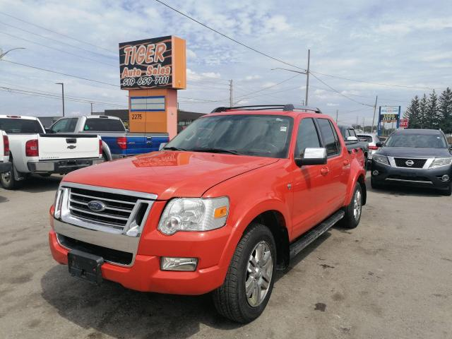 2007 Ford Explorer Sport Trac LIMITED**4X4**LEATHER*4.6L V8**CERTIFIED