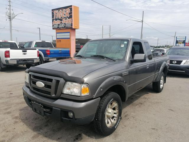 2007 Ford Ranger 4X4*EXTENDED CAB*AUTO*4.0L V6*AS IS SPECIAL