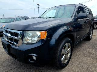 Used 2008 Ford Escape XLT for sale in Pickering, ON