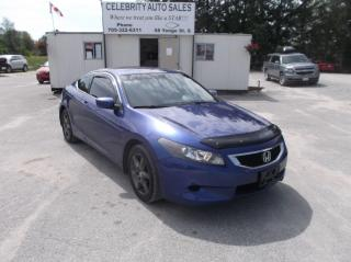 Used 2009 Honda Accord for sale in Elmvale, ON