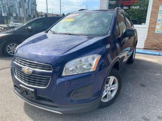 Used 2015 Chevrolet Trax LT for sale in Oshawa, ON