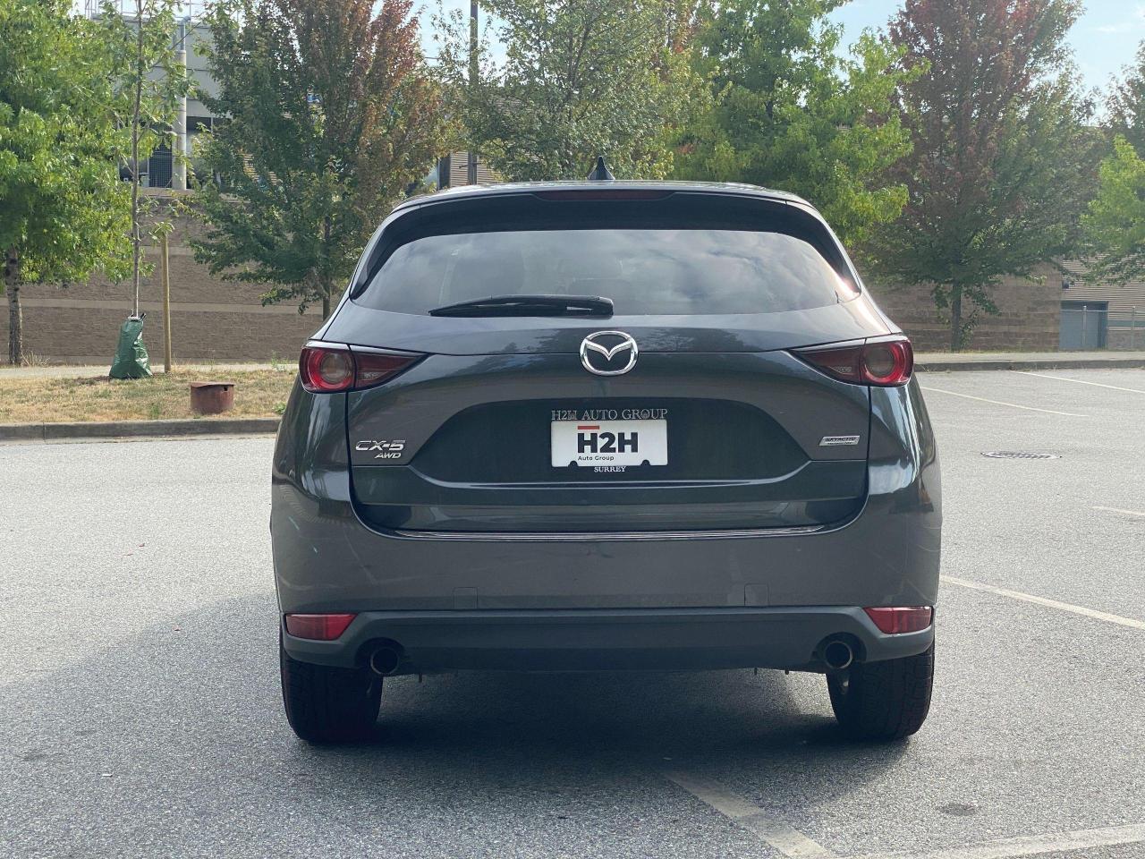 2017 Mazda CX-5 Touring Photo4