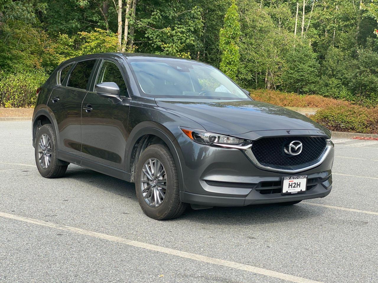 2017 Mazda CX-5 Touring Photo8
