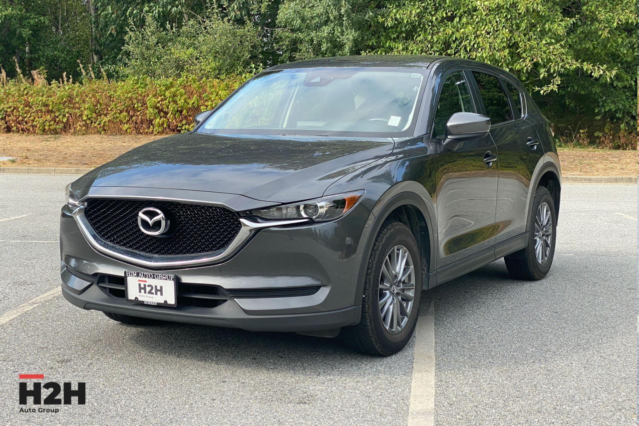 2017 Mazda CX-5 Touring Photo1