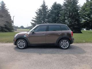 Used 2014 MINI Cooper Countryman Hatchback for sale in Thornton, ON