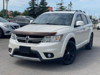 Used 2014 Dodge Journey R/T AWD|7 pass.|Leather|Sunroof| for sale in Bolton, ON