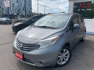 Used 2014 Nissan Versa Note SL for sale in Oshawa, ON