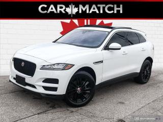 Used 2018 Jaguar F-PACE PRESTIGE / ROOF / AWD /  NO ACCIDENTS for sale in Cambridge, ON