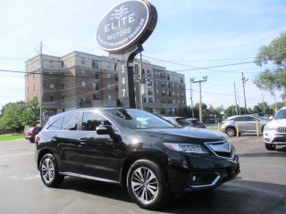 Used 2016 Acura RDX AWD 4dr Elite Pkg for sale in Burlington, ON