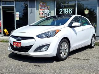 Used 2014 Hyundai Elantra GT 5dr Hb Man Gls for sale in Bowmanville, ON