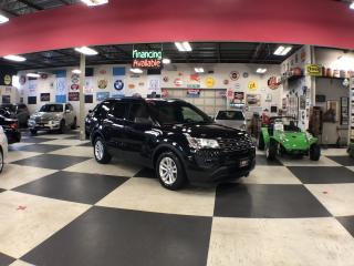 Used 2016 Ford Explorer AUTO A/C 7 PASSENGERS BACKUP CAMERA BLUETOOTH for sale in North York, ON