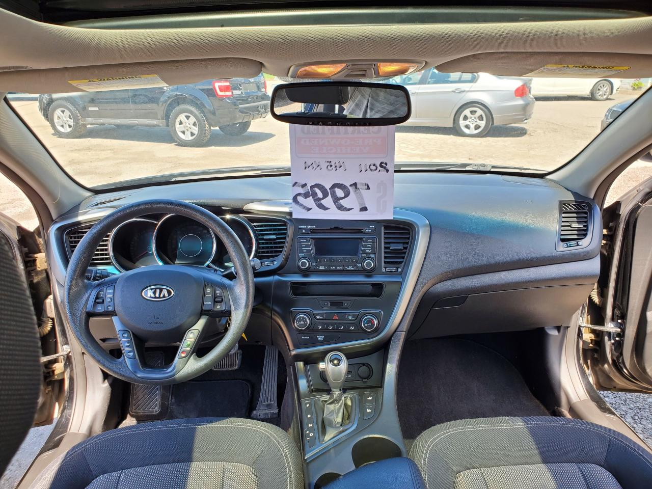 2011 Kia Optima
